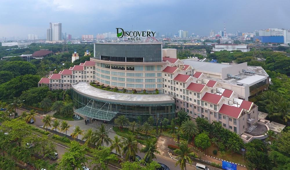 Discovery Hotel Convention Ancol Jakarta Jl Lodan Timur Ancol Taman Impian Jakarta Utara 14430