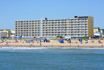 Beach/Ocean View at Best Western Plus Virginia Beach in Virginia Beach