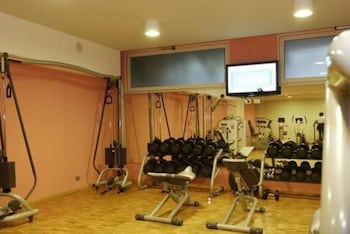 Garda Sporting Club Hotel - Gym  - #0