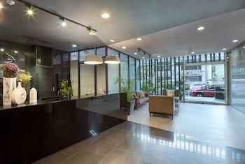 V Hotel Lobby