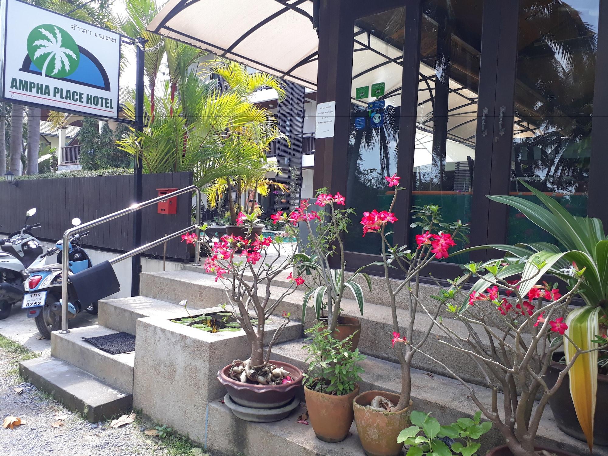 Ampha Place Hotel, Ko Samui