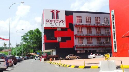 Koptown Hotel Segamat, Segamat