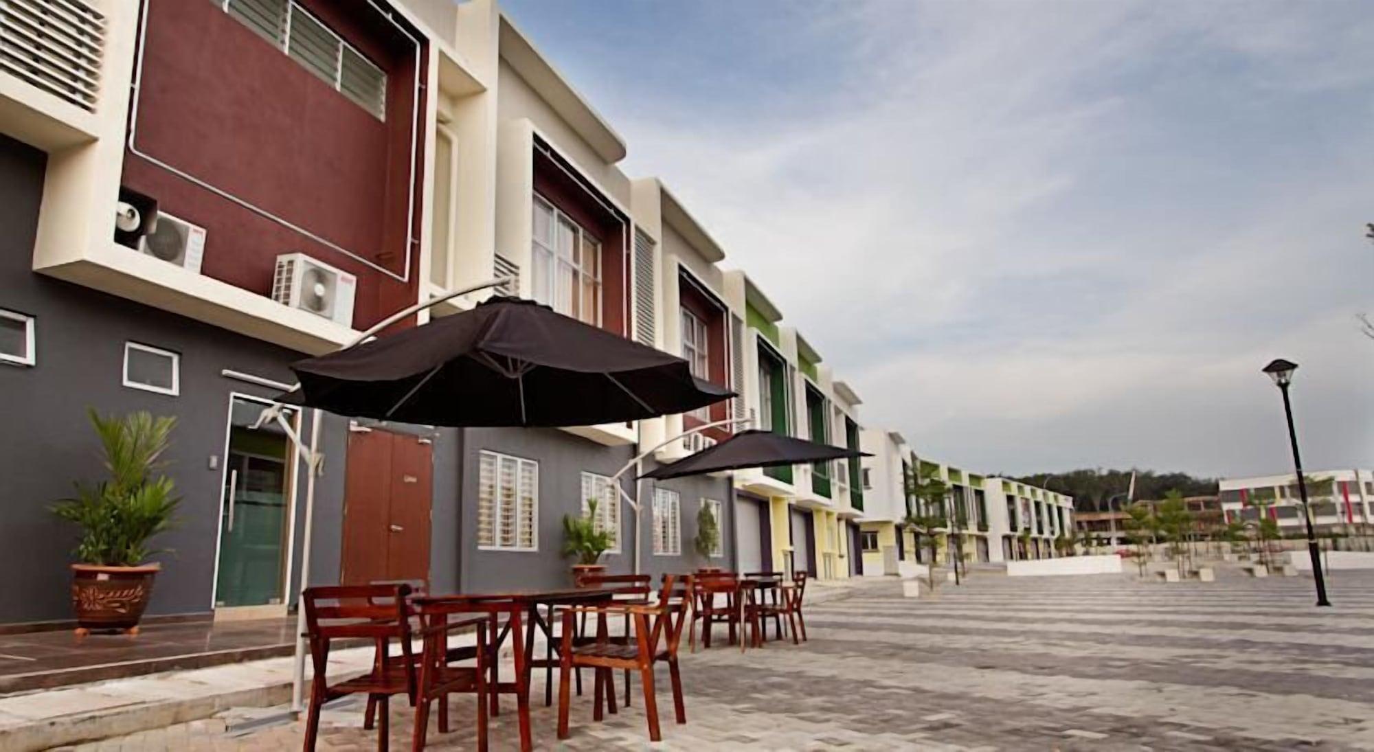 Sri Enstek Hotel, Seremban