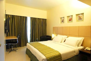 Executive Double or Twin Room, 1 Double Bed, City View