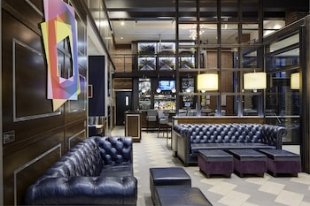 Lobby at Archer Hotel New York in New York