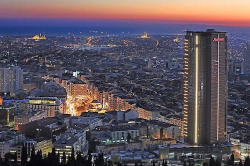 . Istanbul Marriott Hotel Sisli