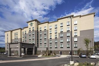 華盛頓州林伍德西雅圖埃弗里特希爾頓欣庭飯店 Homewood Suites by Hilton Lynnwood Seattle Everett, WA
