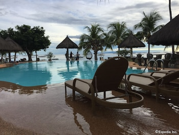 Linaw Beach Resort Bohol Outdoor Pool