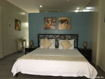 Linaw Beach Resort Bohol Guestroom