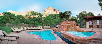 Hotel - Cliffrose Lodge & Gardens at Zion Natl Park