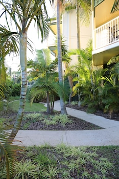 Garden View at Toowong Central Motel Apartments in Toowong