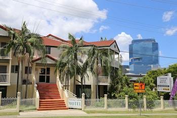 圖翁中心公寓汽車旅館 Toowong Central Motel Apartments