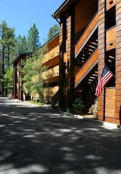 겟어웨이스 앳 스노우 레이크 로지(Getaways at Snow Lake Lodge) Hotel Image 10 - Exterior