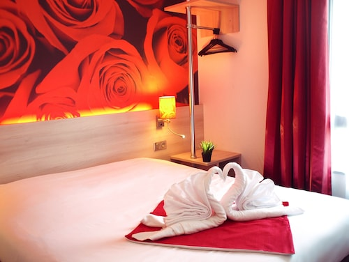 . Hôtel Inn Design Montargis Resto Novo