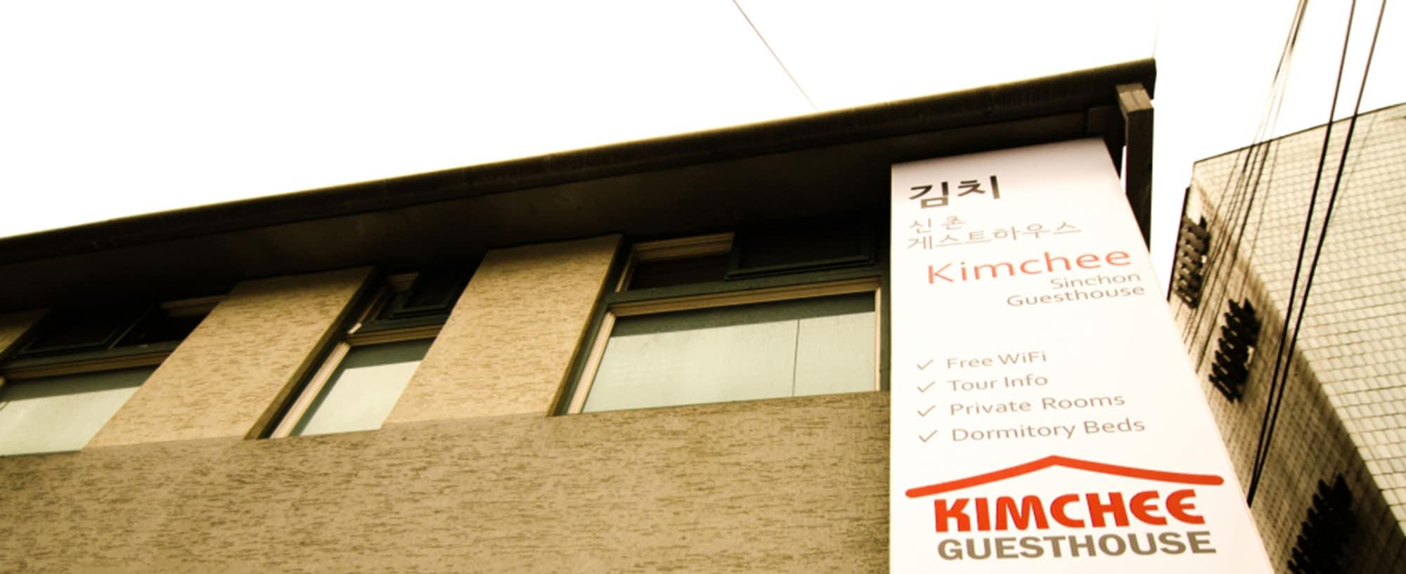 Kimchee Sinchon Guesthouse - Hostel, Seodaemun