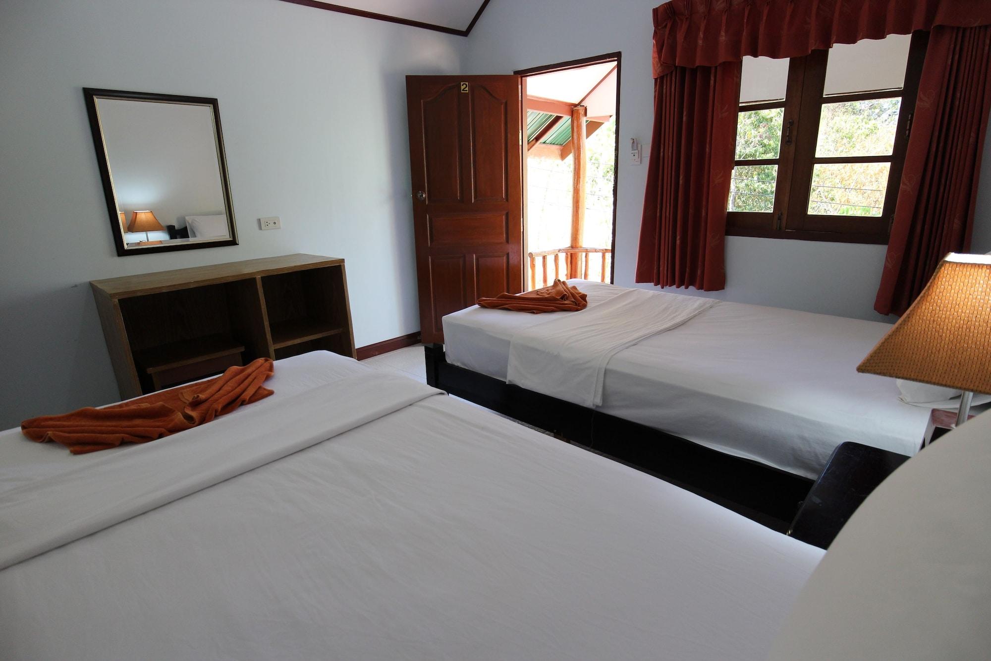 Phi Phi Jungle Hill Bungalow, Muang Krabi