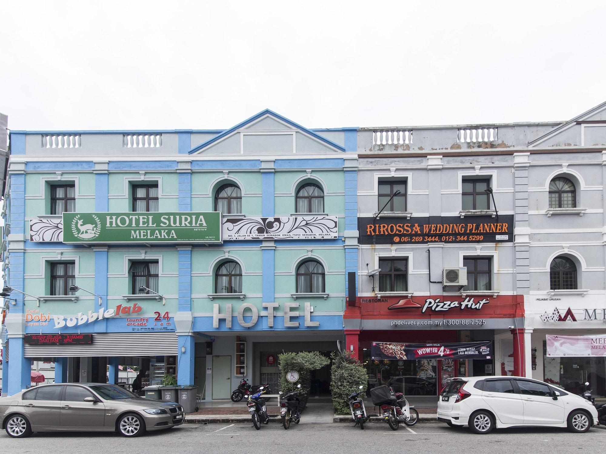 Hotel Suria Malaqa, Kota Melaka