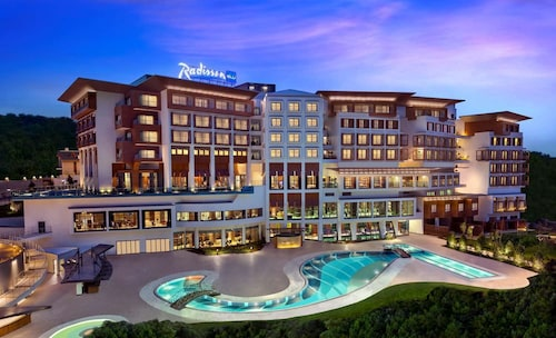 . Radisson Blu Hotel & Spa, Istanbul Tuzla