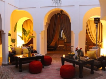Riad Faiza and Spa - Courtyard View  - #0
