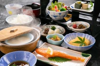 HOKKAIKAN OHANABO Breakfast Meal