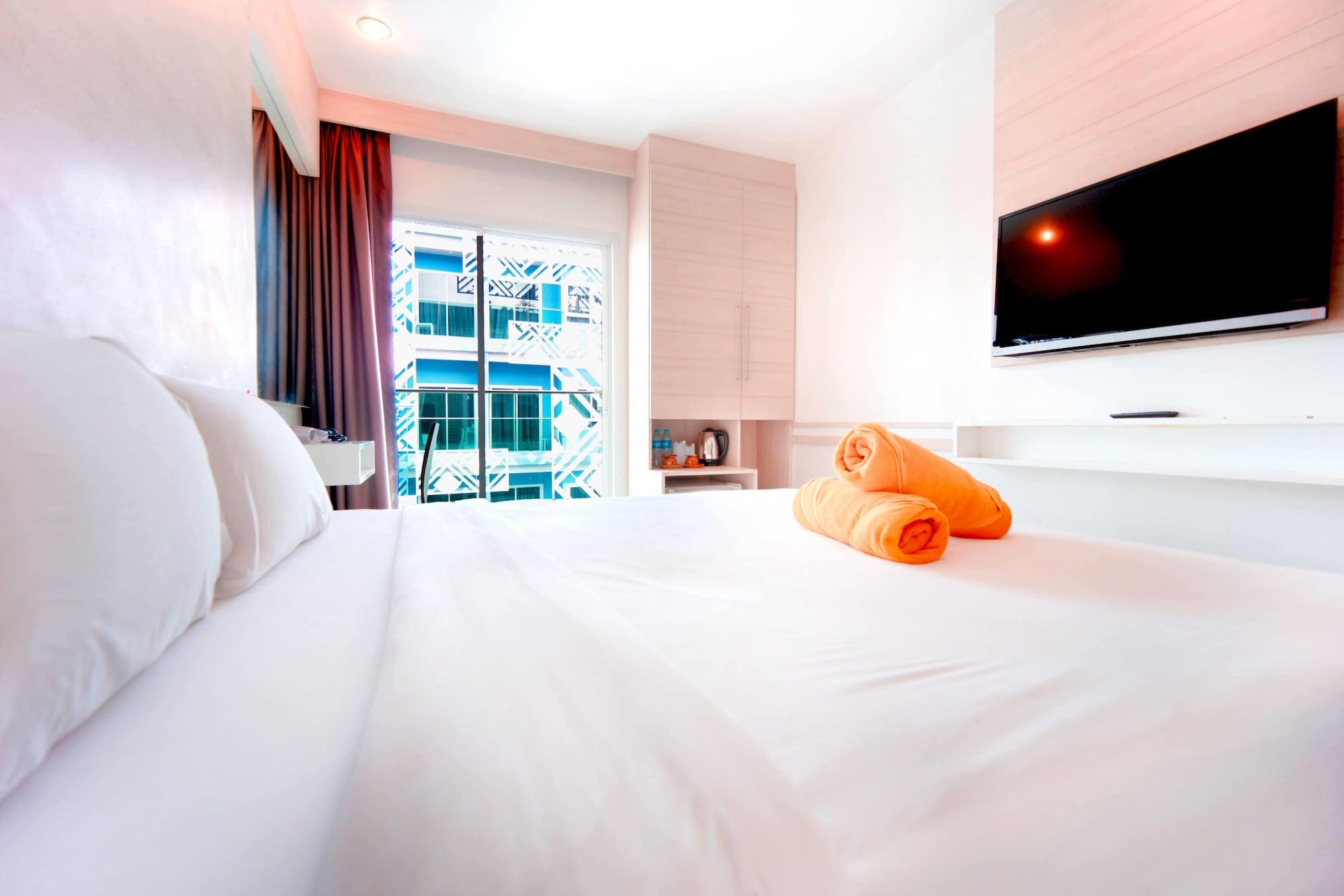 Mirage Express Patong Phuket Hotel, Pulau Phuket