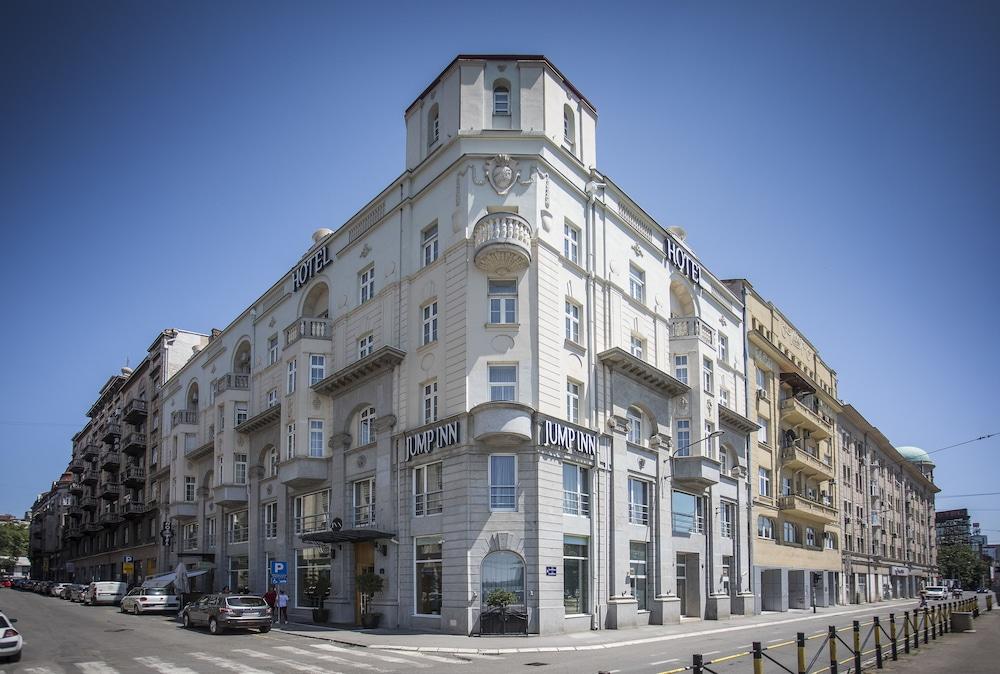 Hotel Jump INN Hotel Belgrade