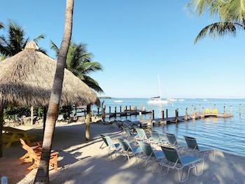 基拉戈島鵜鶘別墅 The Pelican Key Largo Cottages