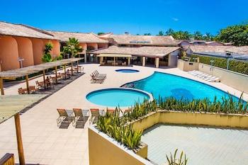帕斯庫亞爾普拉亞山飯店 Monte Pascoal Praia Hotel