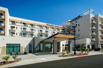 聖地亞哥歐申賽德市中心萬豪春季山丘套房飯店 SpringHill Suites by Marriott San Diego Oceanside/Downtown