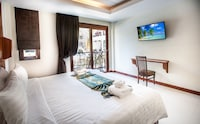 Deluxe Room, Pool View -  Free Round Trip Airport Transfer