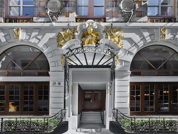 Hotel Entrance at Life Hotel NoMad in New York