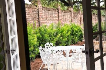 Guestroom at Kimpton Brice Hotel in Savannah