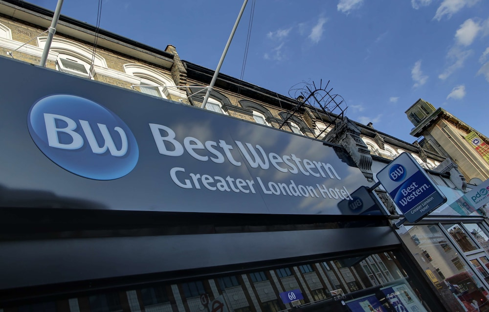Best Western Greater London Hotel, Imagen destacada