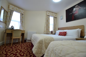 Family Room, 2 Double Beds, Non Smoking
