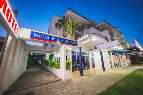 The Cosmopolitan Motel and Serviced Apartments, Rockhampton