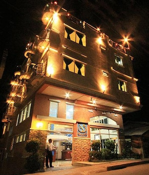 Bora Sky Hotel Boracay Hotel Front - Evening/Night