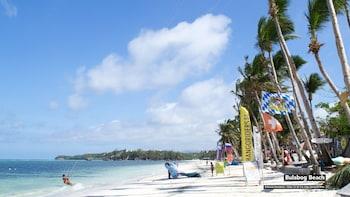 Bora Sky Hotel Boracay Aerial View