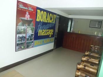 Bora Sky Hotel Boracay Reception