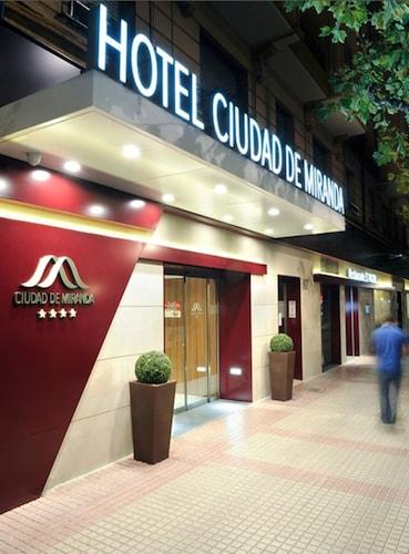 . Hotel Sercotel Ciudad de Miranda