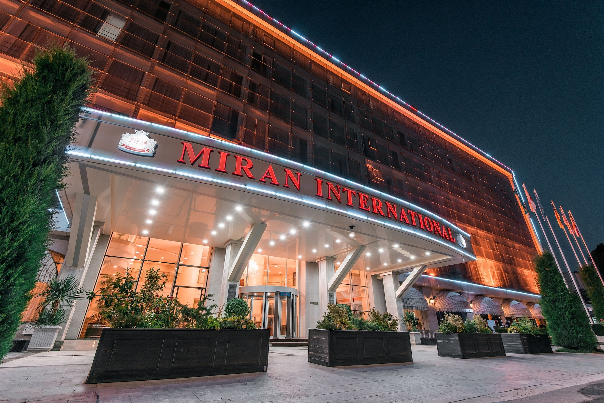 Miran International Hotel, Tashkent City