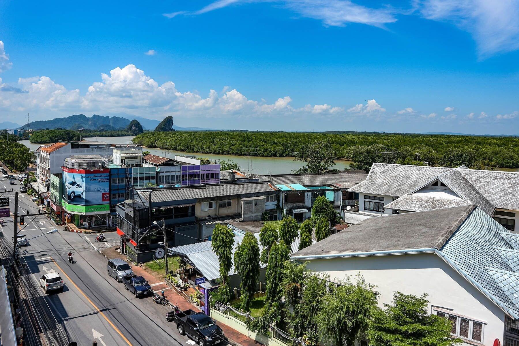 Pak-Up Hostel, Muang Krabi