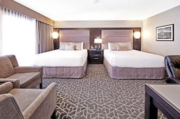 Suite, 2 Bedrooms, Non Smoking, Refrigerator & Microwave