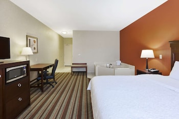 Room, 1 King Bed (with Whirlpool)