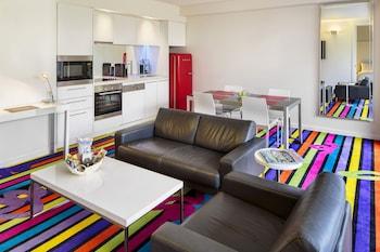 One Bedroom Apartment, Low Floor