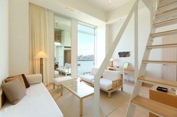 ツインルーム (with Loft)|ホテルマリノアリゾート福岡