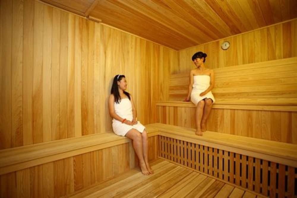 호텔이미지_Sauna