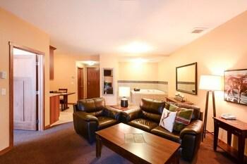 Deluxe Suite, 1 Bedroom, Hot Tub