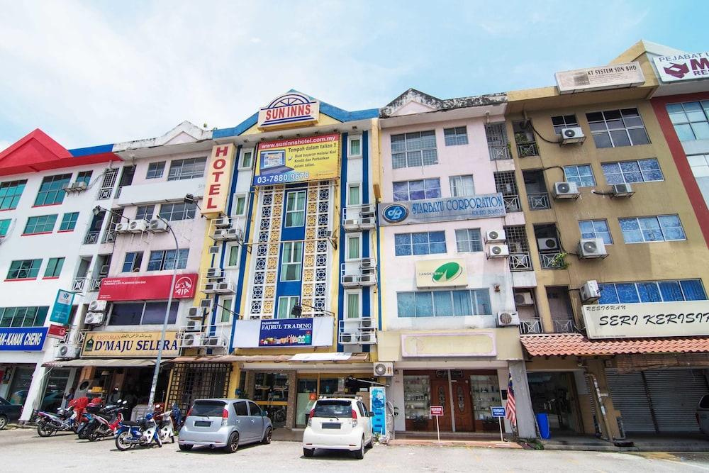 サン インズ ホテル ケラナ ジャヤ