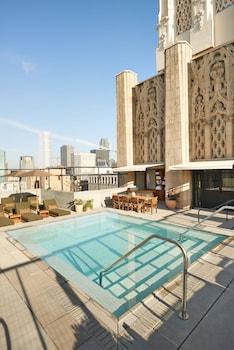 洛杉磯市中心王牌大飯店 Ace Hotel Downtown Los Angeles