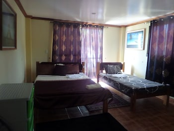 Sailfish Bay Surf & Big Game Fishing Lodge Surigao Del Norte Guestroom